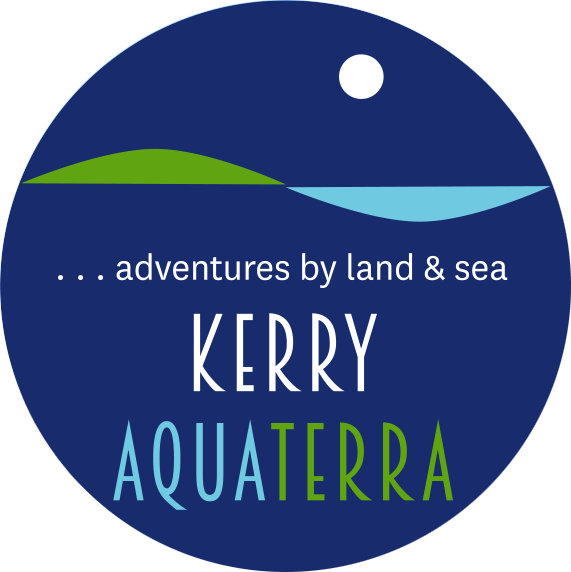Kerry Aqua Terra – Valentia Island | Skellig Coast | Ring of Kerry Logo