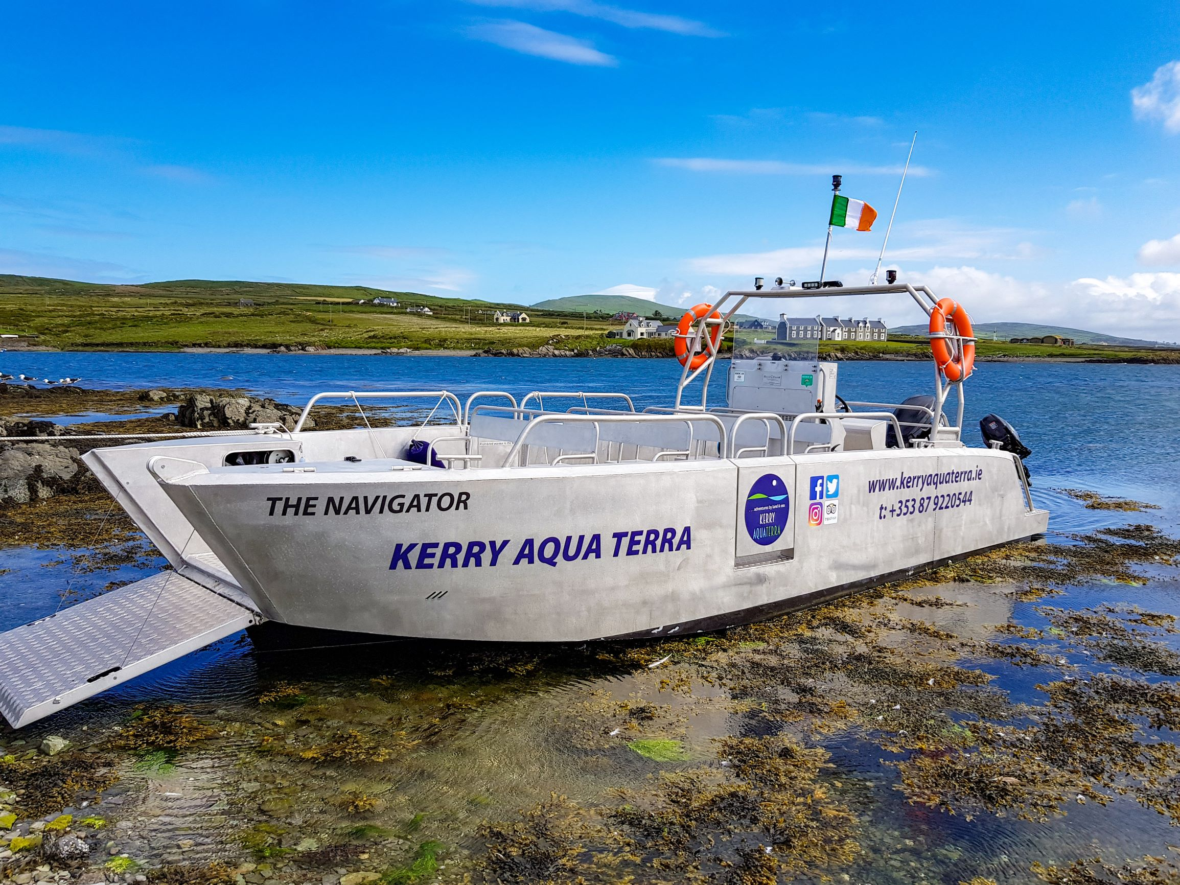 Things to do in Valentia island
